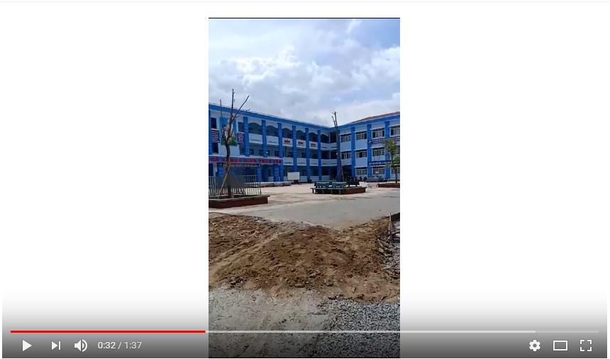 Sơn TOA | Sơn Bến Thành cung cấp sơn cho dự án trường tiểu học vĩnh lộc A