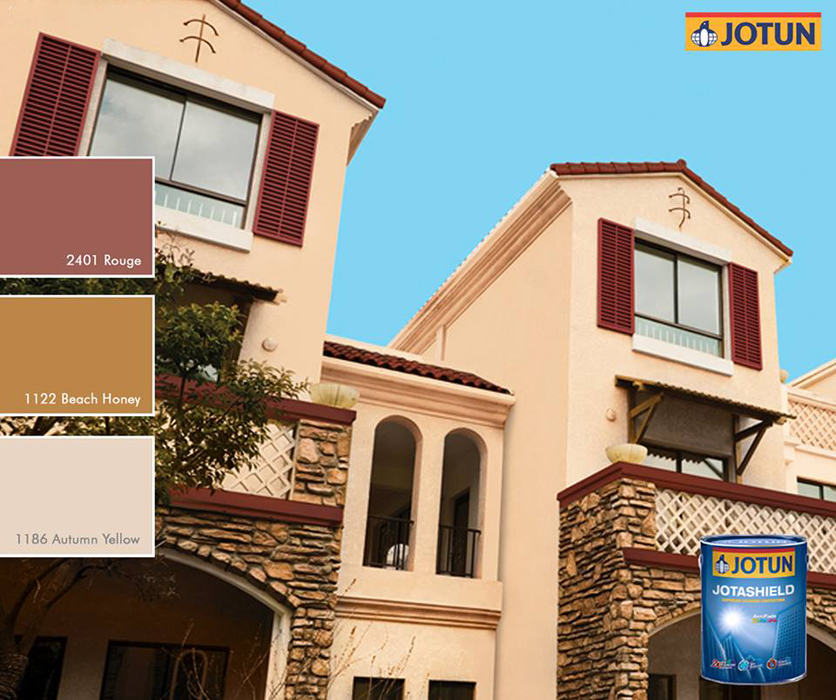 Dùng sơn ngoại thất để sơn trong nhà và sơn ngược lại được không?